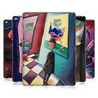 OFFICIAL ROCK DEMARCO ILLUSTRATIONS GEL CASE FOR APPLE SAMSUNG TABLETS