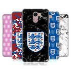 ENGLAND FOOTBALL TEAM 2018 CREST AND PATTERNS SOFT GEL CASE FOR WILEYFOX PHONES