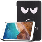 "Shockproof For Xiaomi Mi Pad 4 8"" Tablet Magnetic Case PU Leather Smart Cover"