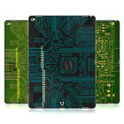 HEAD CASE DESIGNS CIRCUIT BOARDS SOFT GEL CASE FOR APPLE SAMSUNG TABLETS