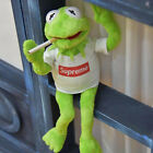 "Kermit Sesame Street Muppets Kermit the Frog Toy Plush 15.7""Gift Doll 4 Choices"