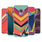 HEAD CASE DESIGNS COLOURFUL PAPER ART SOFT GEL CASE FOR SAMSUNG PHONES 1