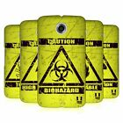 HEAD CASE DESIGNS HAZARD SYMBOLS HARD BACK CASE FOR MOTOROLA PHONES 2