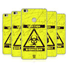 HEAD CASE DESIGNS HAZARD SYMBOLS SOFT GEL CASE FOR XIAOMI PHONES 2