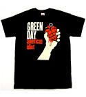 """GREEN DAY """"AMERICAN IDIOT"""" BLACK T-SHIRT NEW ADULT NWT HEART GRENADE S-2XL TEE"""