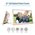 "10/10.1/12/13 "" HD DIGITAL PHOTO FRAME LED PICTURE MP4 MOVIE PLAYER W/REMOTE USA"