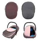 Infant Car Seat Cover Zippered Carrier Cover Protect Your Baby from The Cold