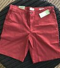 "Men's Shorts - 10.5"" Micro Print Linden Flat Front - Goodfellow & Co - 36 or 40"