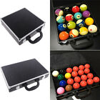 Snooker Billiard Pool Balls Carry Travel Case Replacement Storage Box Black $40.15 USD on eBay