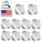 10pcs/lot Downlight LED Dimmable Ceiling Light Recessed Lamp Spotlight 3W 4W 5W <br/> 10pc/lot,USA stock,Dimmable led spotlight,ceiling light