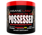 POSSESSED - PRE WORKOUT+TEST BOOST - INSANE LABZ - 30 Servings - CHOOSE FLAVOR