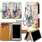 For Various XGODY Phones - Leather Wallet Card Stand Flip Case Cover + Strap