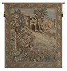 Castello Woven Decor Wall Hanging European Tapestry 62 x 56*