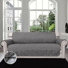 Sofa cover Reversible Furniture Protector slipcover Water Resistant Couch pet