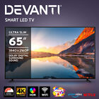 "20% OFF Smart LED TV 65"" 55"" 49"" Inch 4K UHD HDR LCD"
