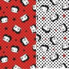 Cartoon Character Betty Boop Sassy Love Star Dot Cotton Fabric By Half Yard 303 $6.25 USD on eBay