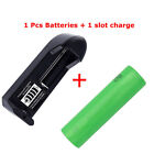 1/2Pc Sony 18650 VTC4/6 NMC 3000mAh 30A Rechargeable High Drain Vape2 Battery