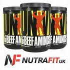 Kyпить UNIVERSAL NUTRITION 100% BEEF AMINOS amino acid pure beef protein isolate BCAA на еВаy.соm