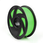 1/2/3 Pack 3D Printer Filament 1.75mm 1Kg PLA Multi Color For MakerBot RepRap U9