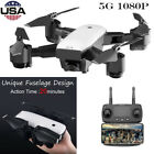 Drone x pro Dual GPS FPV with 1080P 5MP 5G HD Camera Headless Status Quadcopter