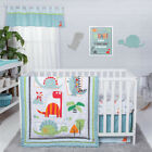 Trend Lab Dinosaur Roar Baby Nursery Crib Bedding CHOOSE FROM 3 4 5 Piece Set