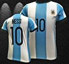 Argentina Home  Messi World Cup Men 2018-2019 Jersey