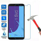 For Samsung Galaxy J2 J3 J5 J7 Pro J4 J6 J8 Plus Tempered Glass Screen Protector