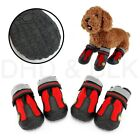 Water Resistant Pet Boots Waterproof Indoor Outdoor Dog Shoes
