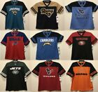 New NFL Boy's Football Jersey - Kids Youth Shirts - Choose One $12.99 USD on eBay
