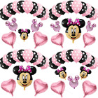 Disney+Minnie+Mouse+Birthday+Balloons+Foil+Latex+Party+Decorations+Gender+Reveal
