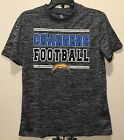 New Los Angeles Chargers Boy's Polyester T-shirt Kids NFL Tee Shirt Football $9.99 USD on eBay