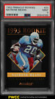 1993 Pinnacle Rookies Natrone Means ROOKIE RC #23 PSA 9 MINT (PWCC) $0.99 USD on eBay