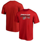 Carolina Hurricanes 2019 Stanley Cup Playoffs Bound Body Checking T-Shirt – Red $18.99 USD on eBay