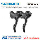 Купить Shimano Sora ST-3500 2x9 3x9 speed Shift Brake Levers Set Right & Left w/Cable