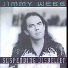 Suspending Disbelief Webb, Jimmy Audio CD