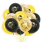 15 Pcs Balloons Inflatable Graduation Latex Decoration Ball For Graduation Party