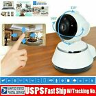 360° Coverage Smart WiFi IP Camera Wireless Home Security 720P IR Night Vision