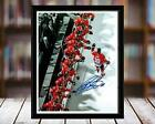 Chicago Blackhawks Patrick Kane Autograph Replica Print - Desktop Frame - Portra $36.99 USD on eBay