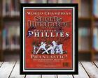 Philadelphia Phillies 2008 Championship Commemorative Sports Illustrated Autogra on Ebay