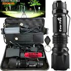 Внешний вид - Zoom 90000LM X800 Ultrafire Tactical Military T6 LED Flashlight Torch Work Light