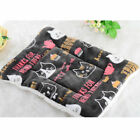 Large Pet Dog Cat Bed Puppy Cushion House Pet Soft Warm Kennel Dog Mat Blanket <br/> ❤US STOCK❤FAST DELIVERY❤EASY RETURN❤HIGH QUALITY