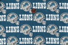 NFL Detroit Lions Scrub Top Custom Made Scrubs 4U Medical Nurse Vet Dr XS to 7X on eBay