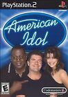American Idol (Sony PlayStation 2, 2003) PS2 GAME COMPLETE SIMON COWELL ABDUL