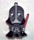 Personalised star wars style Keyring Bag Tag Charm School Bag Party Gift