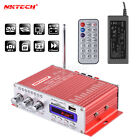 NKTECH HY-504 Auto Home Audio Power Amplificatore Hi-Fi 4x45W Digital Player FM