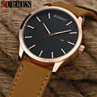 CURREN Watch Men's Luxury Casual Watches Sports Quartz Casual Wristwatches * image