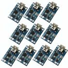 Mini Usb 5v 1a 18650 Tp4056 Lithium Battery Charger Module Charging Board Set