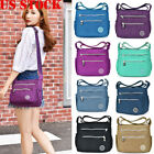 US Women Tote Messenger Cross Body Handbag Hobo Bag Ladies Shoulder Bag Purse image