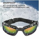 Folding Motorcycle Glasses Windproof Ski Goggles Off Road Racing Eyewear QW