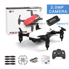 2.4G 6-Axis RC Quadcopter Drone Toys LF606 Foldable with Wifi FPV HD Camera